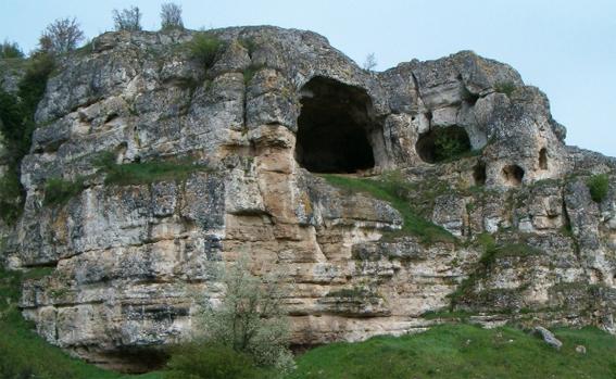 скални манастири Силистра
